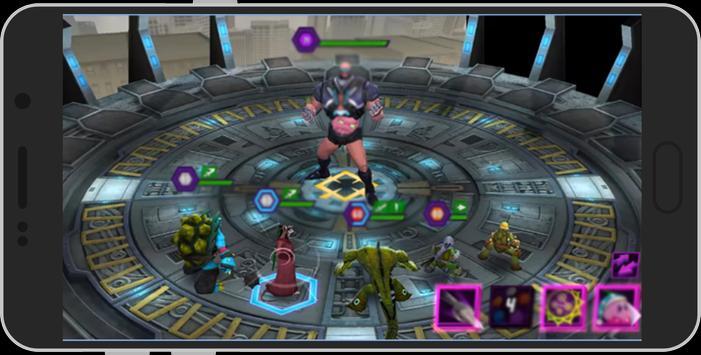 Ninja Turtles Legends Top Tips apk screenshot