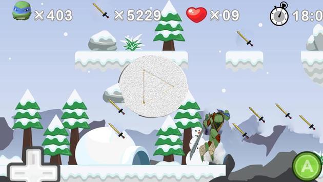 Ninja Go Turtle screenshot 1