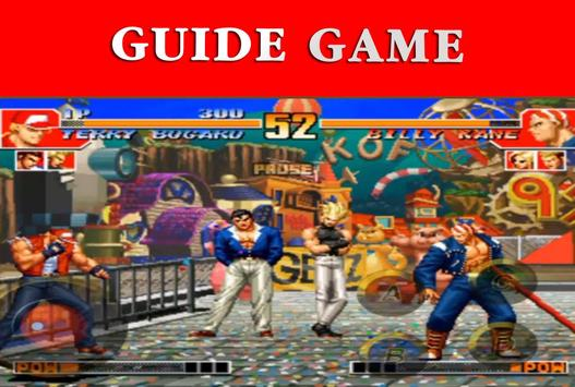 Guide king of fighter 97 apk screenshot