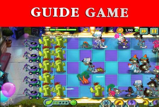 Guide Plants vs Zombies 2 apk screenshot