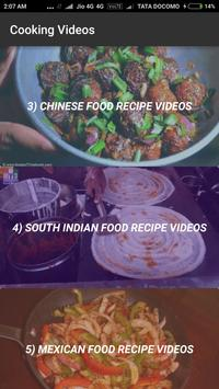 Testy Food Racipe Videos screenshot 1