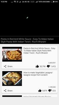 Testy Food Racipe Videos screenshot 21