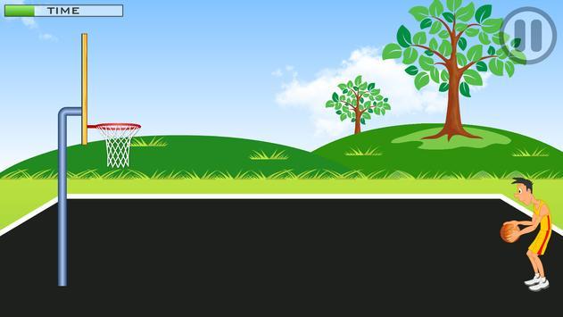 Basketball Games Free apk screenshot