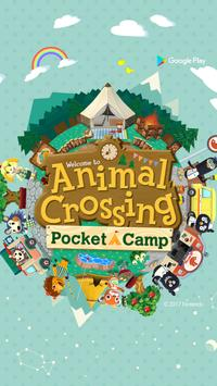 Poster [Live Wallpaper] Animal Crossing: Pocket Camp
