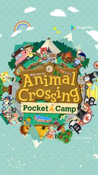1 Schermata [Live Wallpaper] Animal Crossing: Pocket Camp
