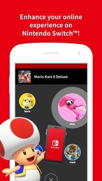 Nintendo Switch Online-poster