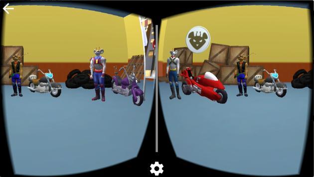 Biker Mice from Mars VR screenshot 2