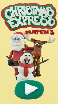Christmas Express Match 3 poster