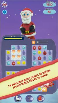 Christmas Express Match 3 screenshot 1
