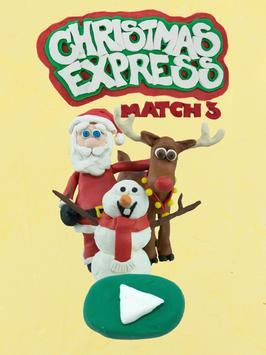 Christmas Express Match 3 screenshot 6
