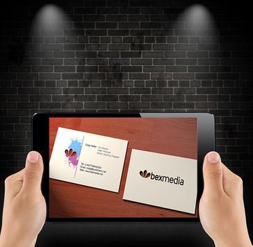Name Card Design screenshot 3