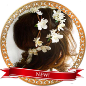 Crown Flower Hairstyles icon