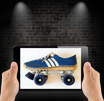 Roller Skates Design screenshot 4