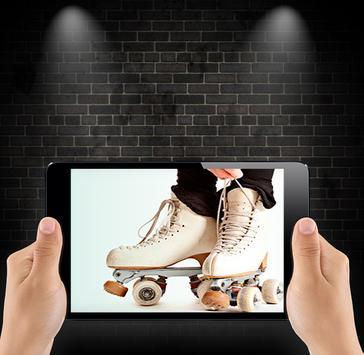 Roller Skates Design screenshot 2