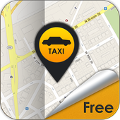 Find a cab icon