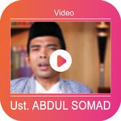 Video Ceramah Abdul Somad icon