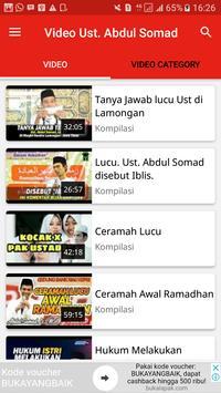 Video Ceramah Abdul Somad screenshot 1