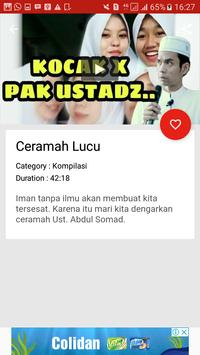 Video Ceramah Abdul Somad screenshot 2