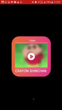 Video Shinchan poster