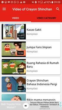 Video Shinchan screenshot 1