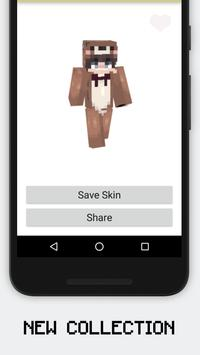 Animal Skins for Minecraft PE apk screenshot