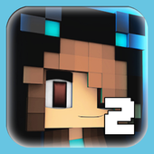 Girl Skins for MCPE Free 2 icon