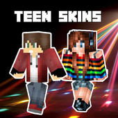 Teen Skins for Minecraft PE icon