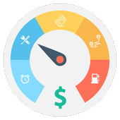 Car Manager - Expense & Fuel Log icon