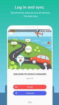 Car Manager - Expense & Fuel Log screenshot 5