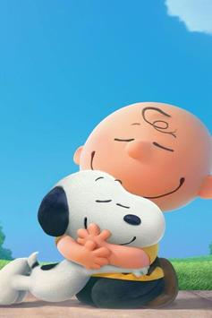 Cute Snoopy Wallpaper Apk Screenshot
