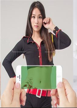 كاشف أجسام النساء -جديد Prank screenshot 1
