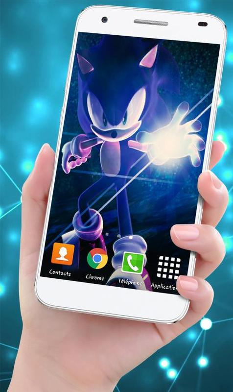 Wallpapers Hd For Sonic Game For Android Apk Download