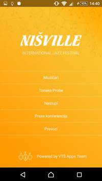 Nišville Organizacija screenshot 3