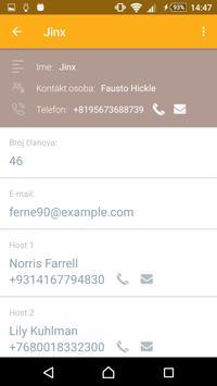 Nišville Organizacija screenshot 5
