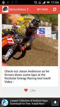 Motorbike Fans screenshot 1