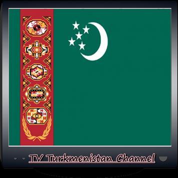 TV Turkmenistan Channel Info poster