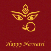 Navratri Wishes & Greetings SMS Images icon
