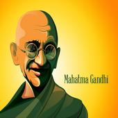 Gandhi Jayanti Wallpaper icon