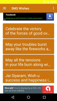 Vijaya Dashami Wishes poster