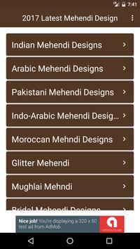 Latest Mehndi Design App poster