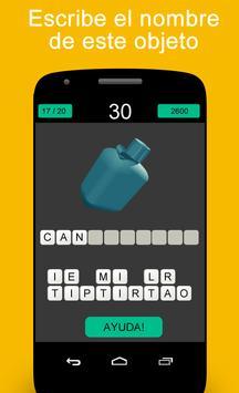 ¿Cuánto Sabes de Ortografía? apk screenshot