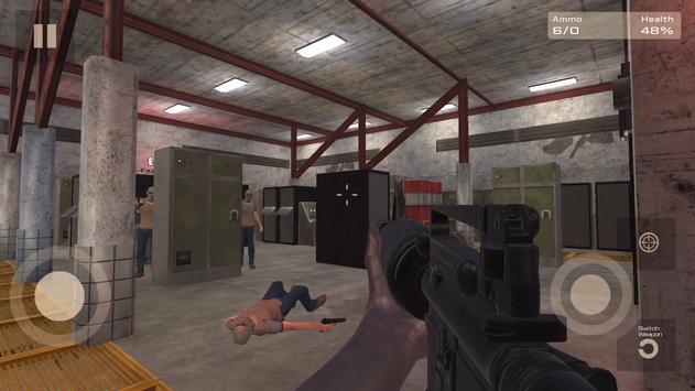 Attack On Bunker Force 1 apk screenshot