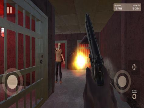 Attack on Bunker apk screenshot