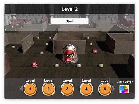Quest for Golden Dots apk screenshot