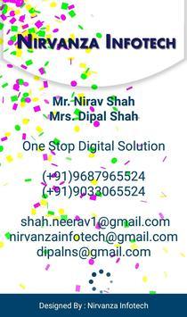 Nirvanza Infotech poster