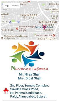 Nirvanza Infotech apk screenshot