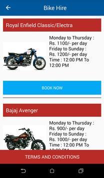 Bike Rental screenshot 3