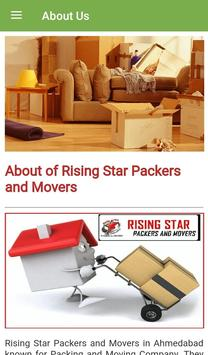 Rising Star Packers and Movers screenshot 3