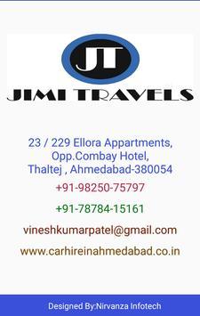 Jimi Travels poster