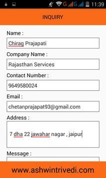Vastu Consultant apk screenshot